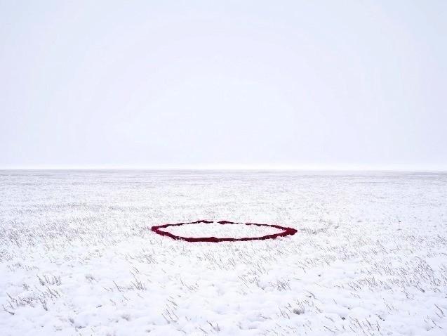 , 'Circulo Mongol Gobi,' 2013, GE Galería