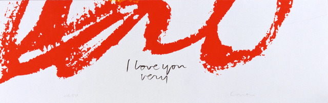Corita Kent, 'Valentine '83', 1983, Kantor Gallery