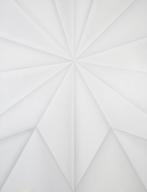 , 'Unfolded Painting (Kornephoros),' 2017, Kohn Gallery