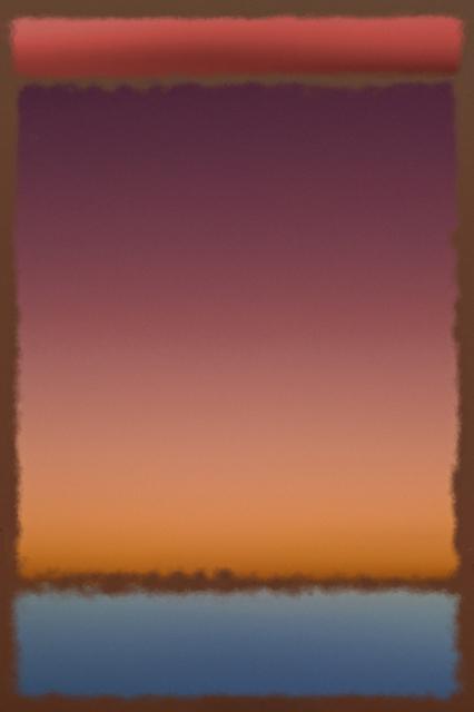 Richard Ehrlich, 'Homage to Rothko 5', 2004, Weston Gallery
