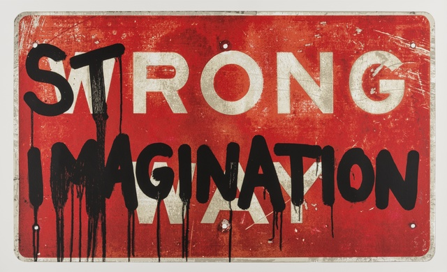 Hijack, 'Strong Imagination', 2016, Forum Auctions