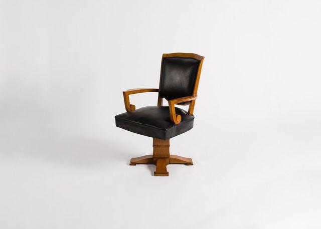 , 'Swivel Desk Chair ,' ca. France-circa 1946, Maison Gerard