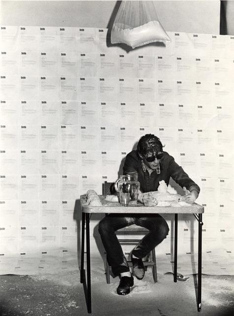 , 'It Is Kill Or Cure,' 1982, M HKA – Museum of Modern Art Antwerp