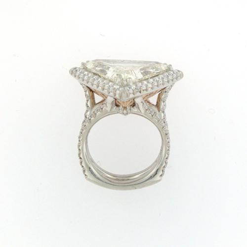 GIA, '5.2 Carat Diamond Ring, Round GIA Certified Grade 6.65', 2018, Modern Artifact