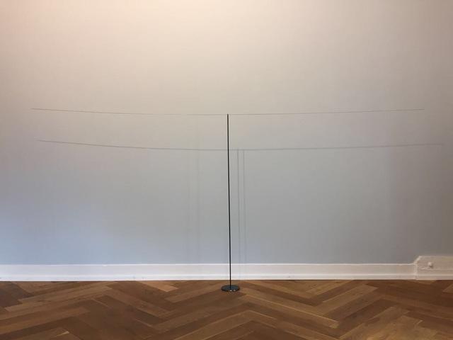 , 'Bewegungen entlang eines Stabes,' 1981, Sebastian Fath Contemporary