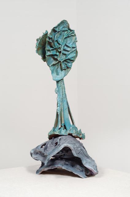 , 'Crinoid II,' 2015, Fleisher/Ollman