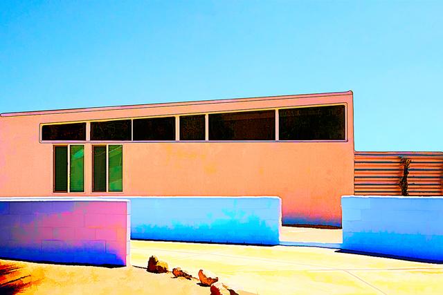 , 'Palm Springs Mod #8,' 2018, Dab Art