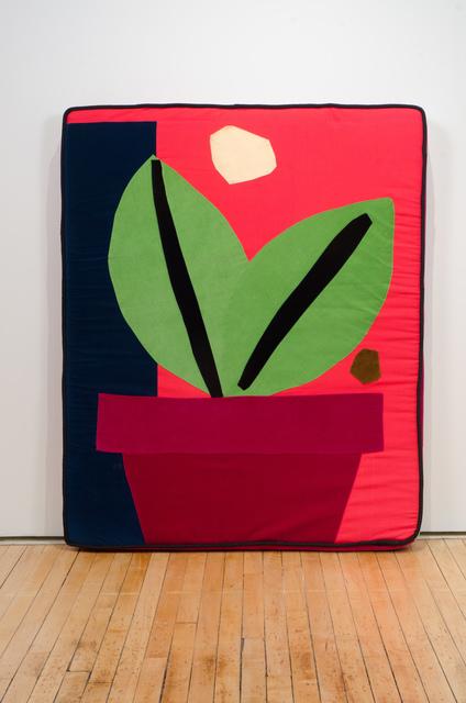 , 'Plant,' 2015, Fleisher/Ollman