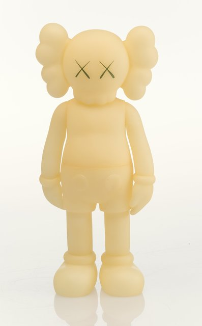KAWS, 'Five Years Later Companion (Glow in the Dark)', 2004, Sculpture, Cast vinyl, Heritage Auctions