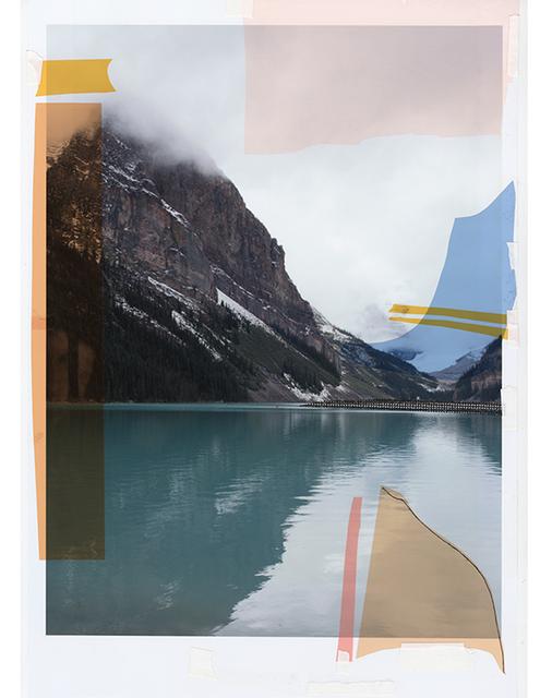 , 'Lake Louise Mirror,' 2015, Kopeikin Gallery