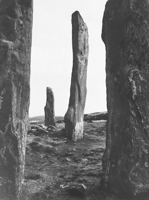 Paul Caponigro, 'Callanish Stone Circle - Hebrides', 1972, Elizabeth Houston Gallery