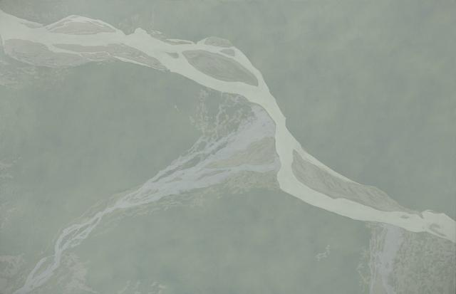 , 'Kaskawulsh III 60°44'N; 138°04'W,' 2014, Galerie Laroche/Joncas