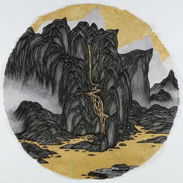 Yao Jui-chung 姚瑞中, '《千巖萬壑:可染居》Cliffs & Gully : Dyeing Villa', 2018, Der-Horng Art Gallery