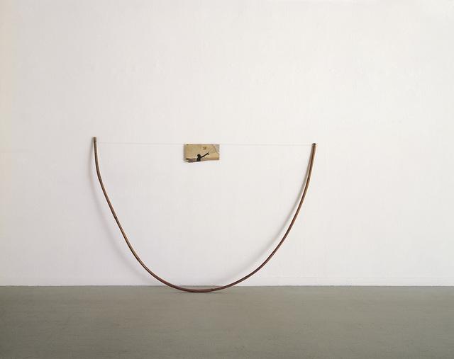 , 'fisherman ,' 1976, Dvir Gallery