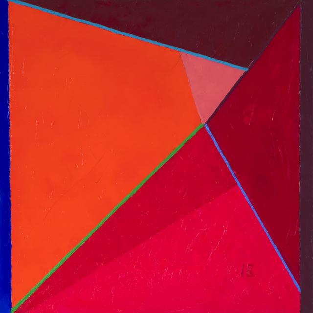 , 'Barrilete rojo,' 2004, Cecilia de Torres Ltd.