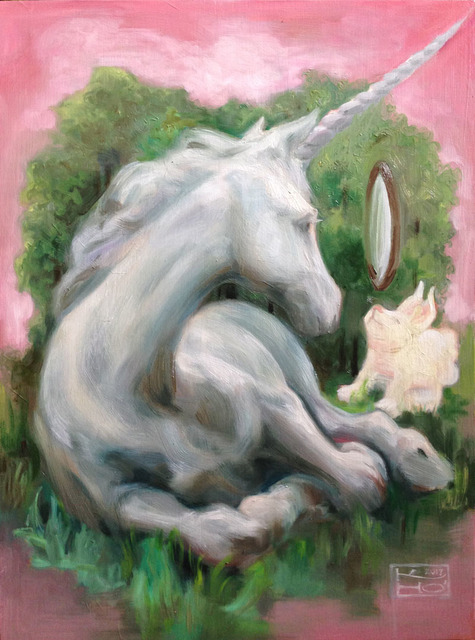 , 'Unicorn - Pure Reflection,' , Haven Gallery