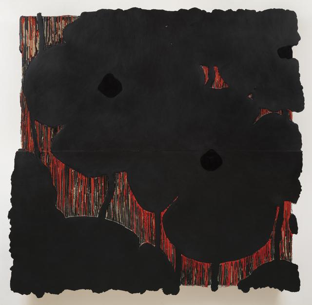, 'Black Flowers,' 2002, Galerie Forsblom