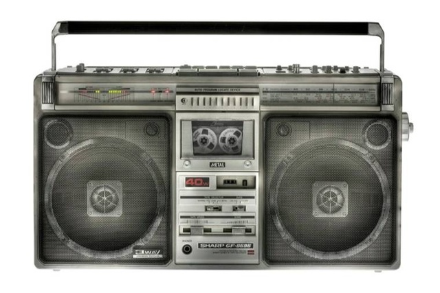 , 'Boombox 5,' 2015, Art Angels
