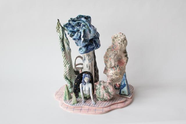 Alexandra Levasseur, 'Sirène dans la forêt', 2019, Galerie C.O.A