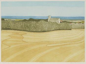 Salt House Church, Norfolk; Norfolk Beach; Estuary