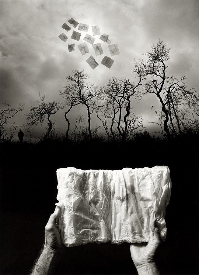 Jerry Uelsmann, 'Elusive Journal,' 2009, Pictura Gallery