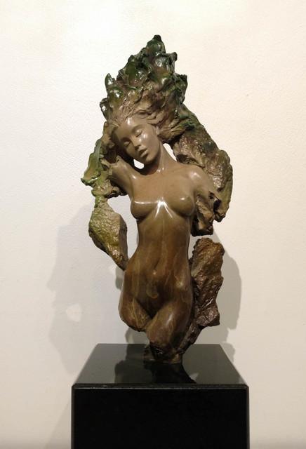 Ira Reines, 'Five Elements - Earth', 2017, Sculpture, Bronze, Galerie d'Orsay