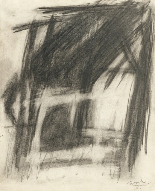 Jack Tworkov, 'Untitled (from the Barrier Series)', 1961, James Barron Art