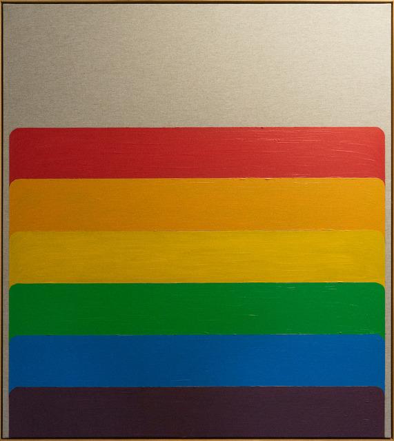 Bertrand Fournier, 'Rainbow domino I', 2019, Sebastian Fath Contemporary