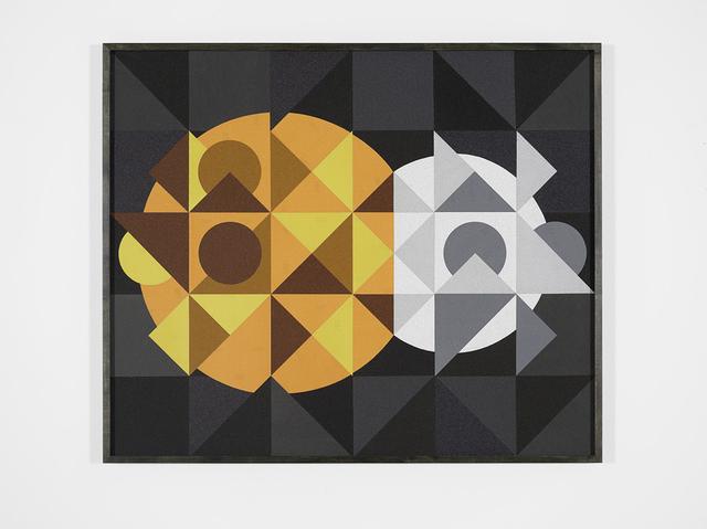 , 'Crescent Solar Eclipse – Trustworthy #346,' 2018, kurimanzutto