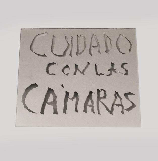 , 'Cuidado con las cámaras / De la serie Realidad Disminuida,' 2018, EL GRAN VIDRIO