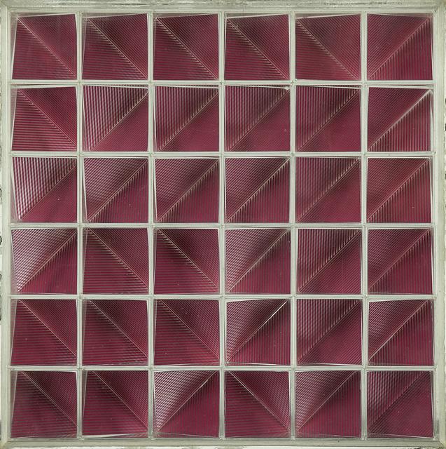 Aldo Boschin, 'P.U. 2.74', 1974, Martini Studio d'Arte