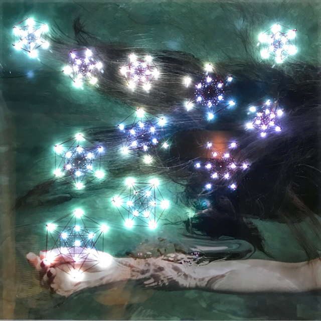 , 'Sleepless 1,' 2017, CYNTHIA-REEVES