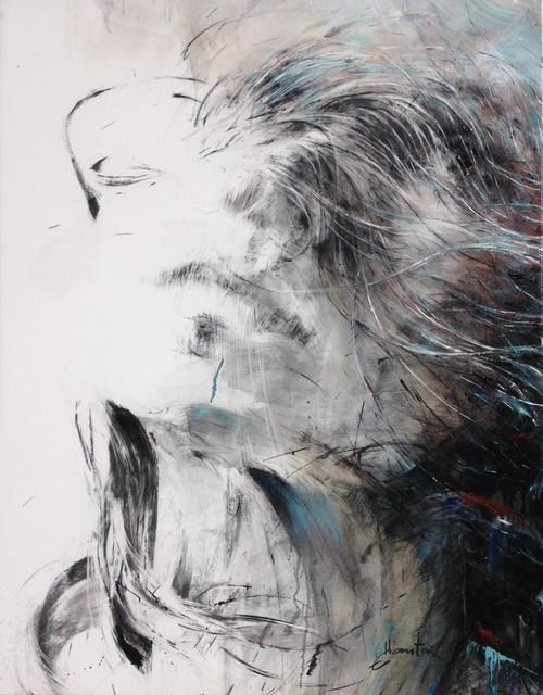 , 'Souffle bleu,' 217, Bouillon d'Art Galerie