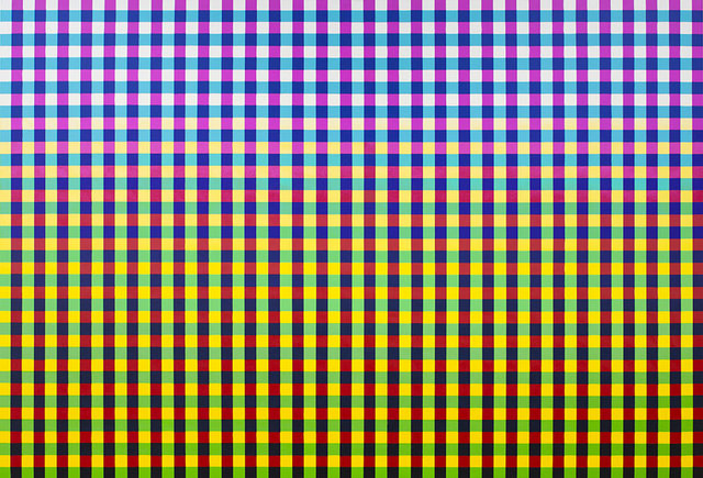 Aches, 'Additive Grid 1', 2020, Painting, Acrylic on Canvas, StolenSpace Gallery