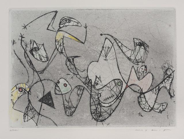 , 'Ohne Titel,' 1950-1973, Redfern Gallery Ltd.
