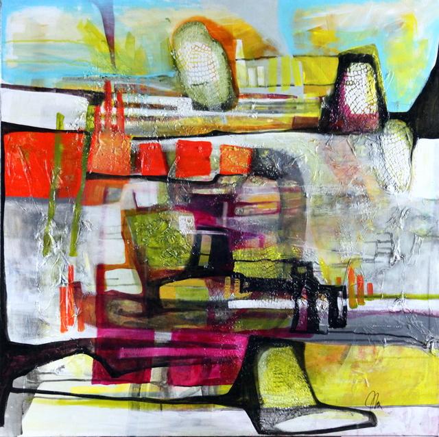 Jennifer Bobola, 'Final Phase', 2018, Bitfactory Gallery
