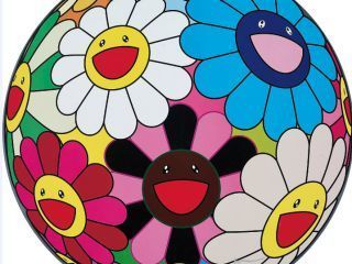 Takashi Murakami, 'Flower Ball', Ode to Art
