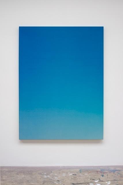 , 'Fade XVI (Blue),' 2014, Vigo Gallery
