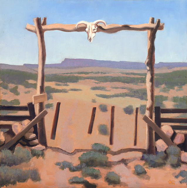 """, '""""Gateway to the West"""",' 2018, Maxwell Alexander Gallery"""