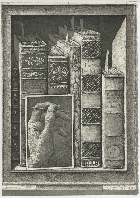 , 'Miscellanea Bibliographica,' 2012, Childs Gallery