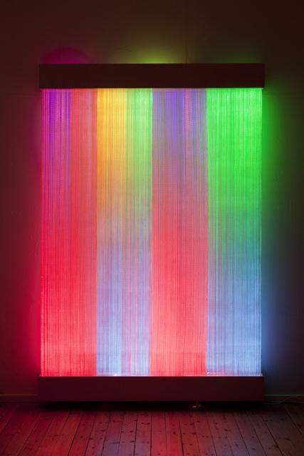 , 'Ikat II,' 2011, Galerie Maria Wettergren
