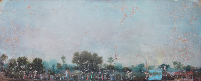 Peter Hoffer, 'Hermitage', 2015, Kathryn Markel Fine Arts