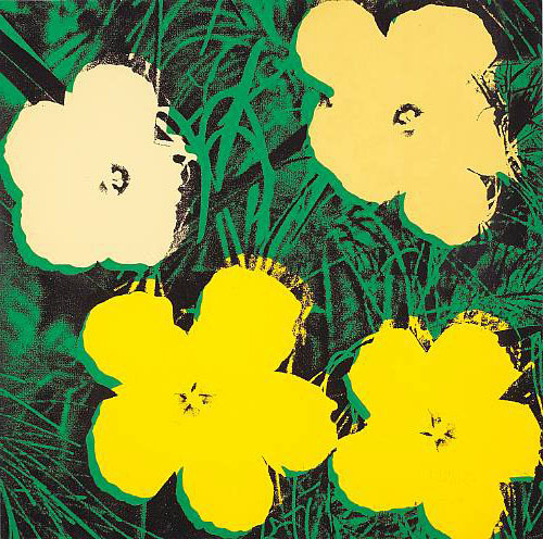 , 'Flowers II.72,' 1970, Juliana Gallery
