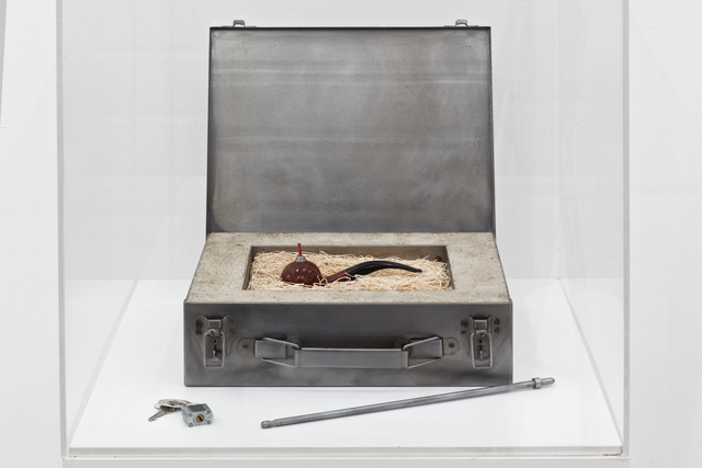 , 'Elementary Object (For Corsica),' 1993, Contemporary Arts Museum Houston