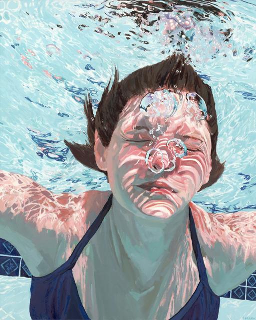 , 'Clear Waters,' , Sirona Fine Art