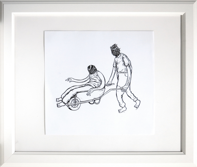 , 'Hitching A Ride ,' 2017, Chan + Hori Contemporary