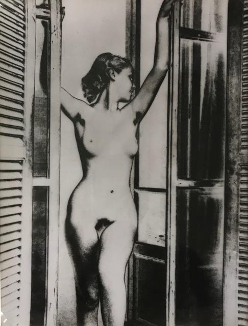 , 'Nude solarisation,' ca. 1935, Grob Gallery