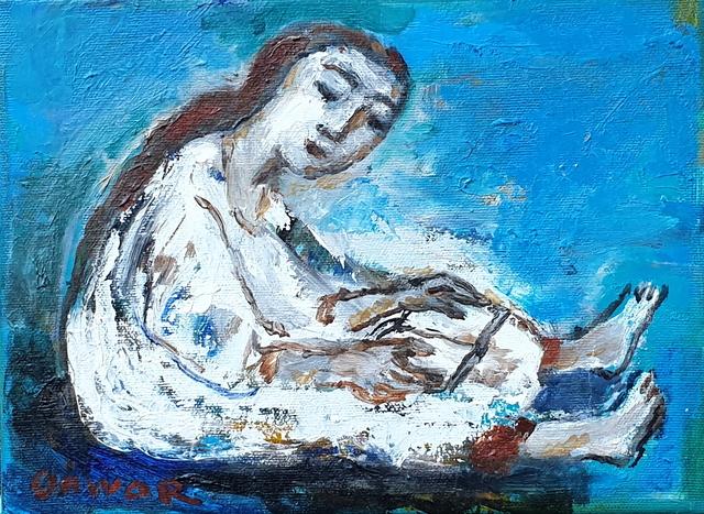 Anwar Abdoullaev, 'The Book', 2019, Galerie Lilja Zakirova
