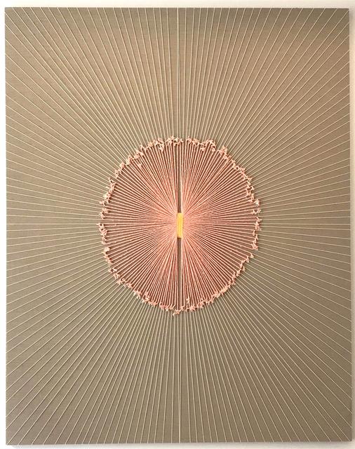 , 'Mandala III,' 2015, Casas Riegner