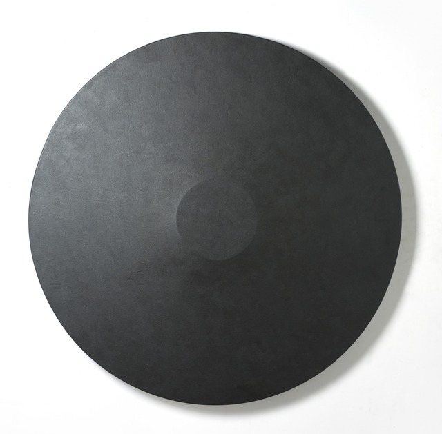 , 'Un Tondo Grigio,' 1991, Kanalidarte